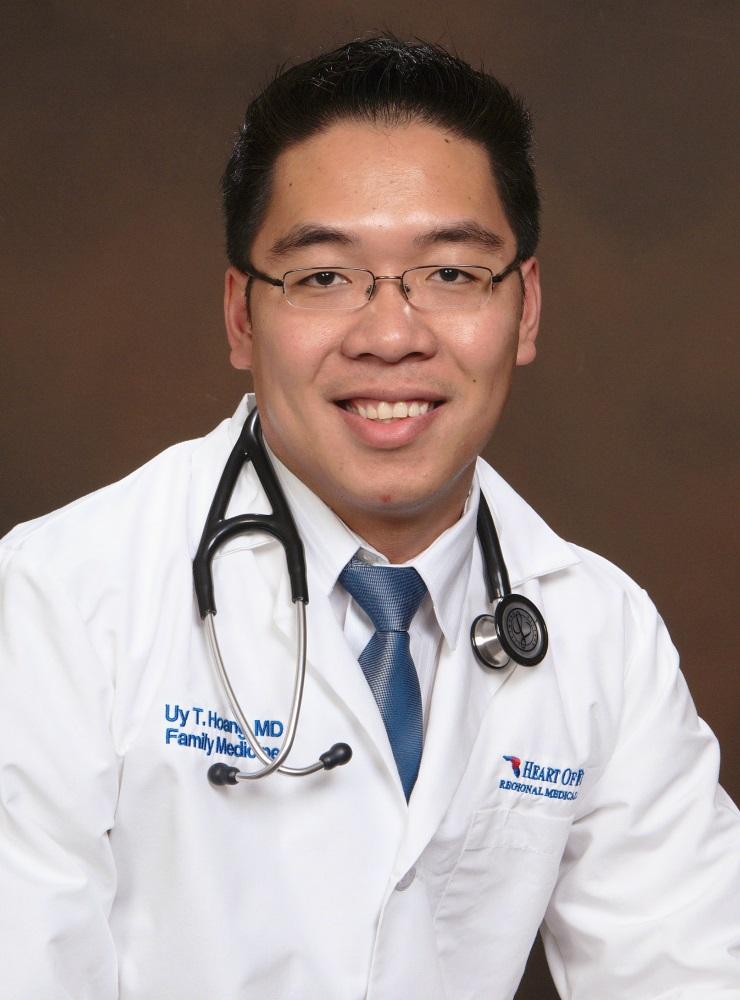 Dr. Mark Hoang